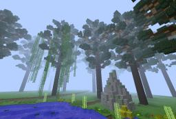 Forest of adventure! Minecraft Map & Project