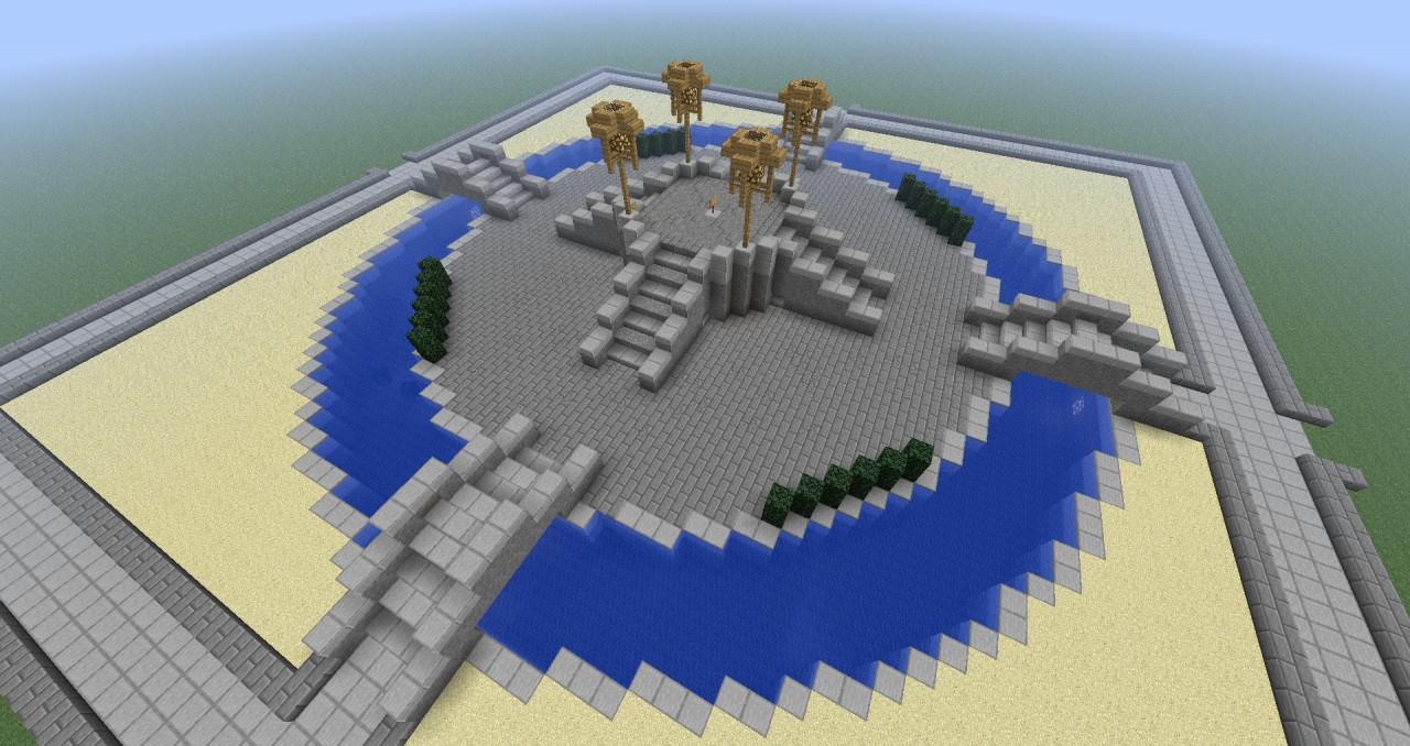 Refleqx Server Spawn 3 Get It Minecraft Project