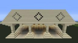Temple of Xanthein [Over 100,000 Blocks!] [Schematic] Minecraft Map & Project