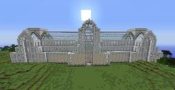 Crystal Palace Minecraft Map & Project