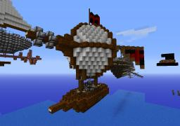 Air Military (The Daisy Kicker) Minecraft Map & Project
