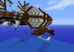 Air Military (The Xypher) Minecraft Map & Project