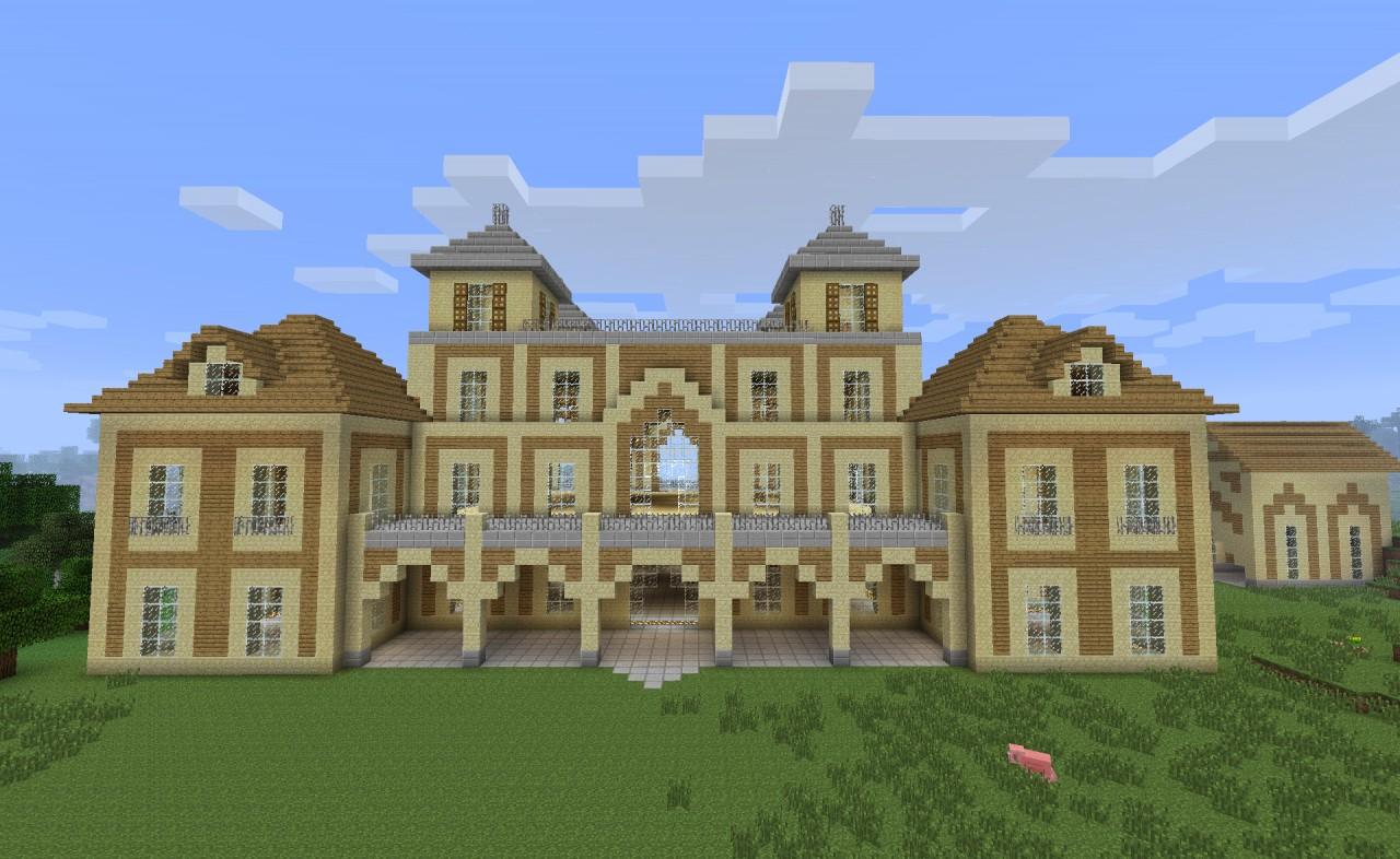 Design Inside The House Minecraft