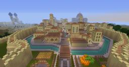 CITY OF ASSASSINS [brand new] Minecraft Map & Project
