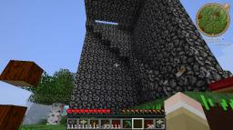 Piston stairs Minecraft Map & Project