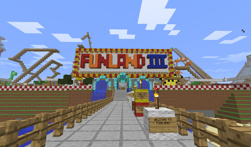Welcome to FunLand 3!