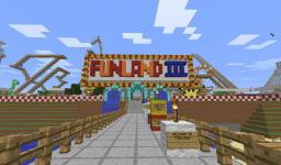 FunLand 3 (1,300,000  downloads) Minecraft