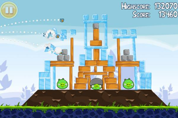 Angrybirds Francescanatale 05: Angry Birds To Minecraft Minecraft Project