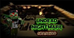 UNDEAD NIGHTMARE - ARMADILLO Minecraft Map & Project