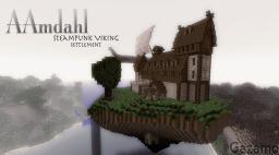 [Gazamo] - VikingValley                          (custom terrain) Minecraft Map & Project