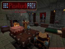 Pixeludi Pack ( MC 1.0 compatible! Texture Pack compo winner!) Minecraft