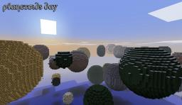 Planetoids Minecraft Map & Project