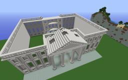 White House Replica Minecraft