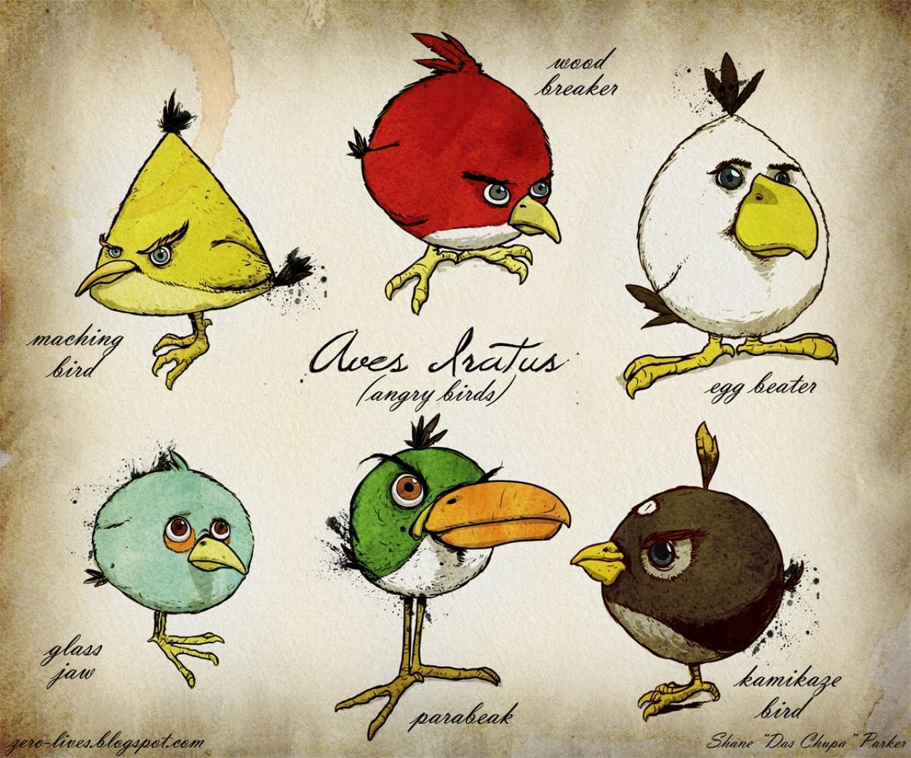 Птицы злые смотреть онлайн 24 фотография