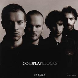 COLDPLAY: CLOCKS Minecraft Map & Project