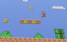 Super mario world 1-1 Minecraft Map & Project