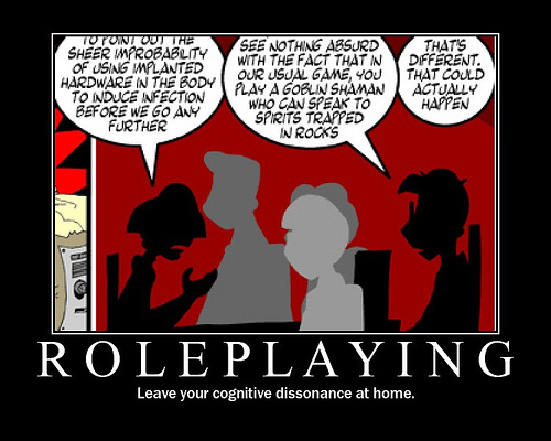 roleplaying chat room