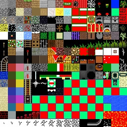 Terrain Minecraft Texture Pack