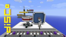 Programmable Drum Kit Minecraft Project