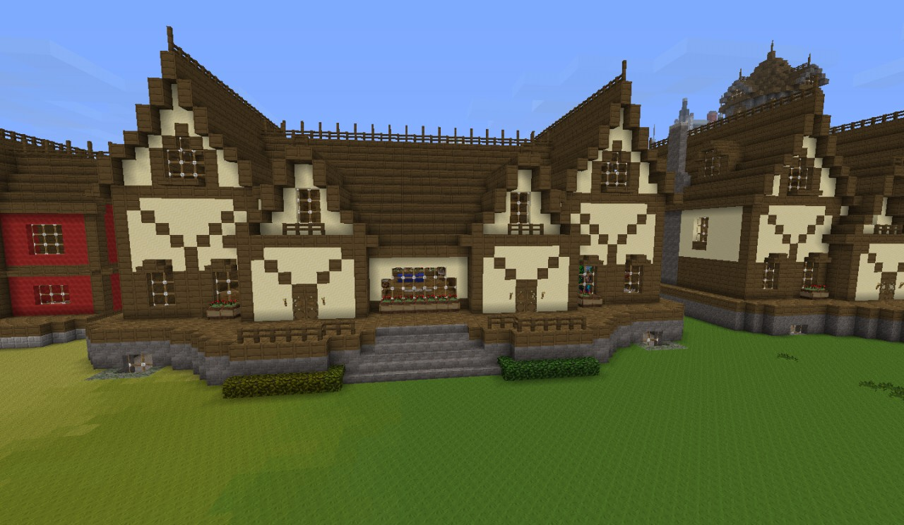 victorian house 2 minecraft project