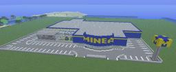 Minea - Furniture, Design, Lifestyle Minecraft Map & Project
