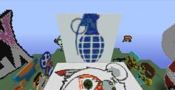 Pixel Art Minecraft Project