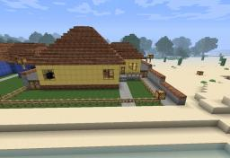 My Summer Home Minecraft Map & Project