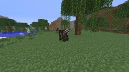 cow staring at  me Minecraft Map & Project