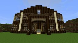 SteffiXo's Manor (Fully Furnished) Minecraft Map & Project