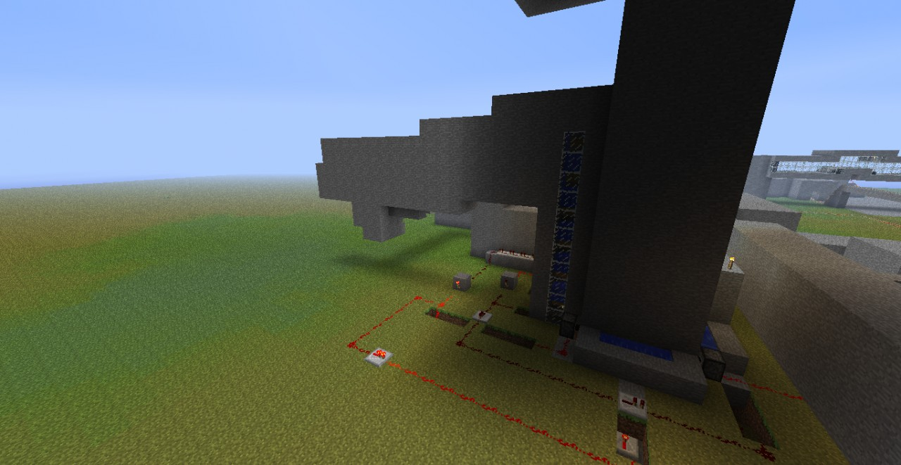 The Redstone Wiring (some of it)