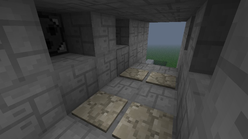 how to make arrow traps in minecraft
