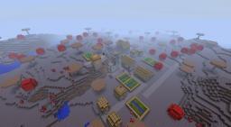 [1.2.5] Mushroompacolypse Minecraft Mod