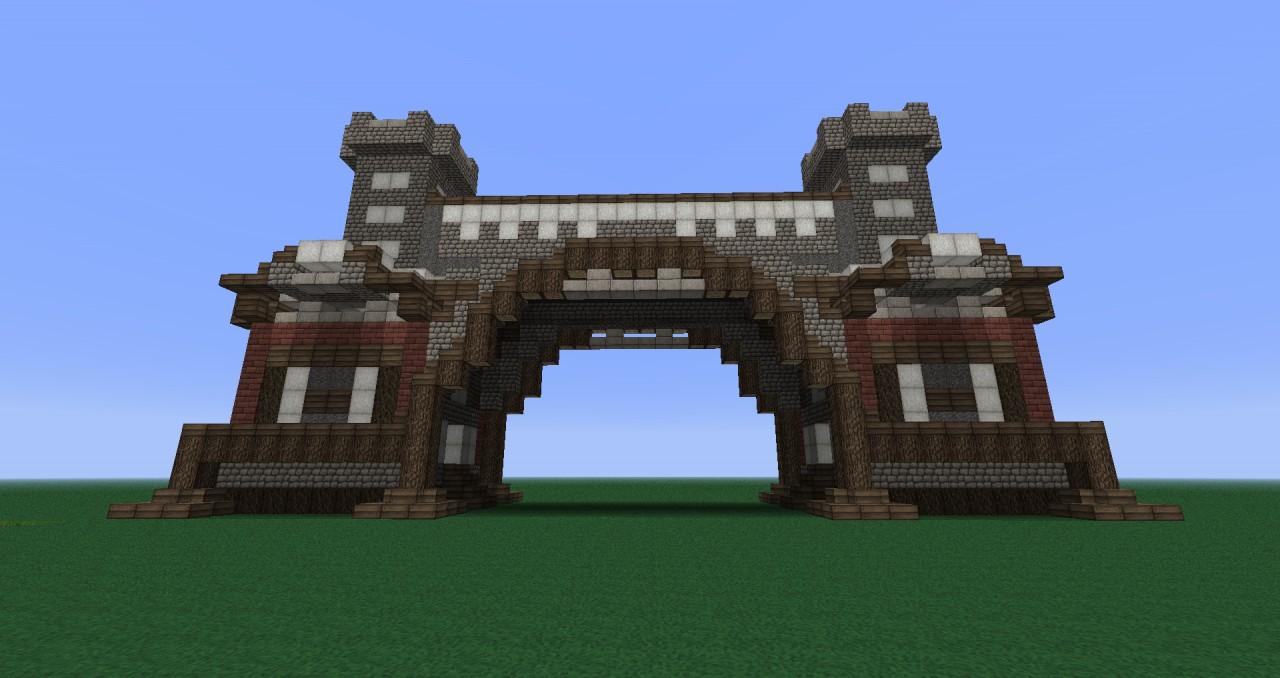 Minecraft Building Ideas Blueprints