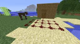 found house with blood in house and outside Minecraft Map & Project
