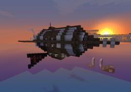 Air Military (Sunbird I) Minecraft Map & Project