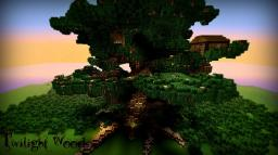 Twilight Woods Minecraft Map & Project