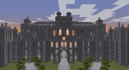 The Minecraft Smithsonian Spawn Minecraft Map & Project