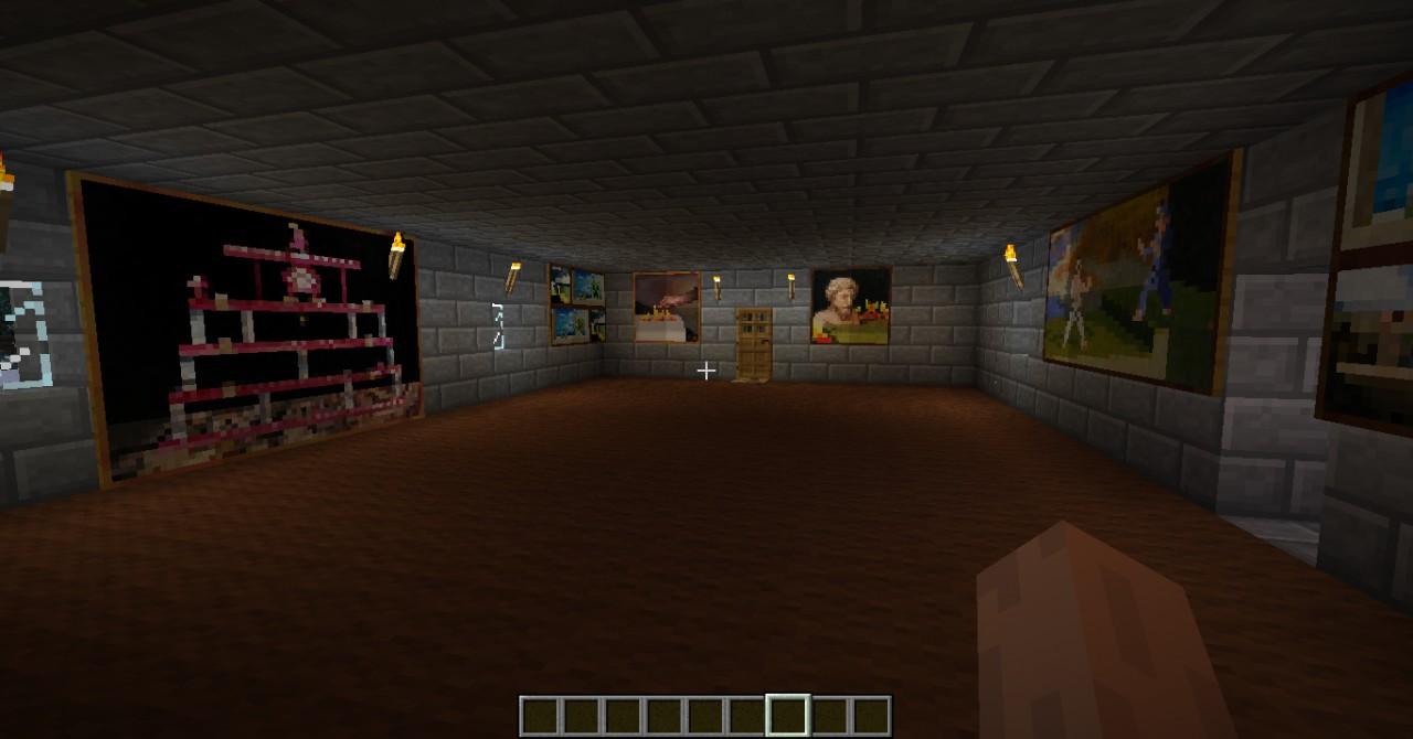 Art room(under spawn point)