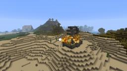 Artillery guns Minecraft Map & Project