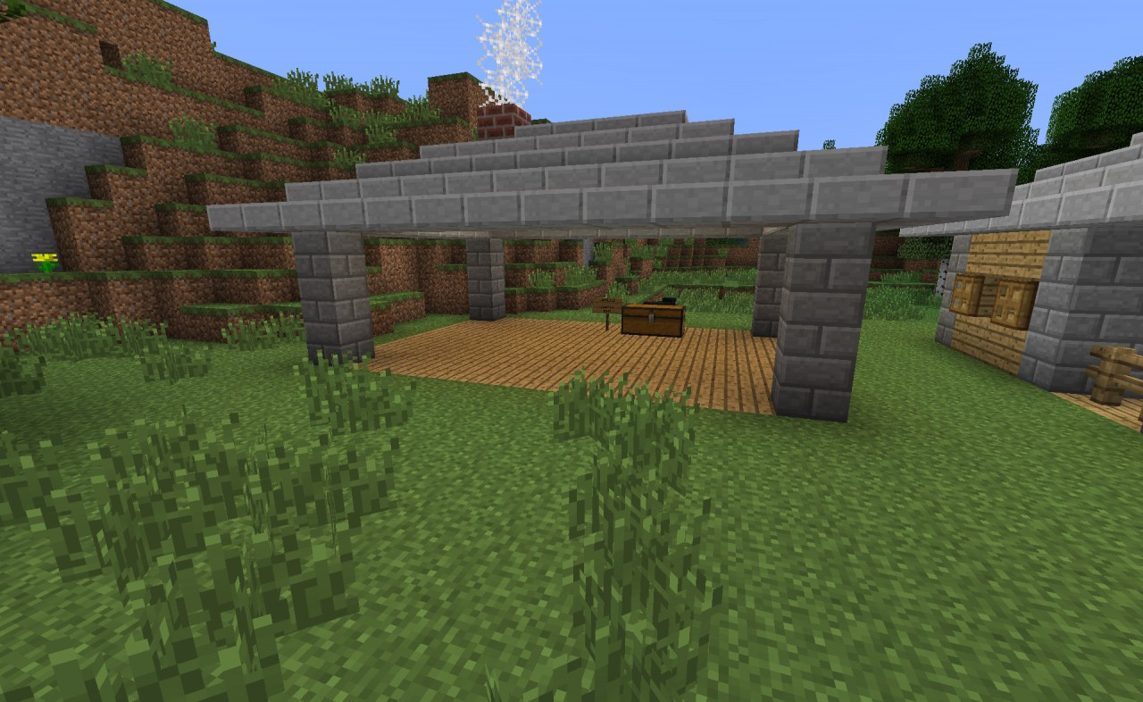 Minecraft Starter House Ideas: Starter House Designs Minecraft Project