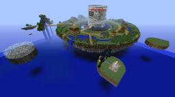 Adminville Minecraft Map & Project
