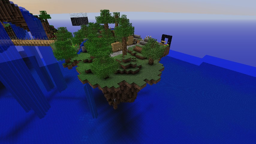 Progress Isle (the main spawn)