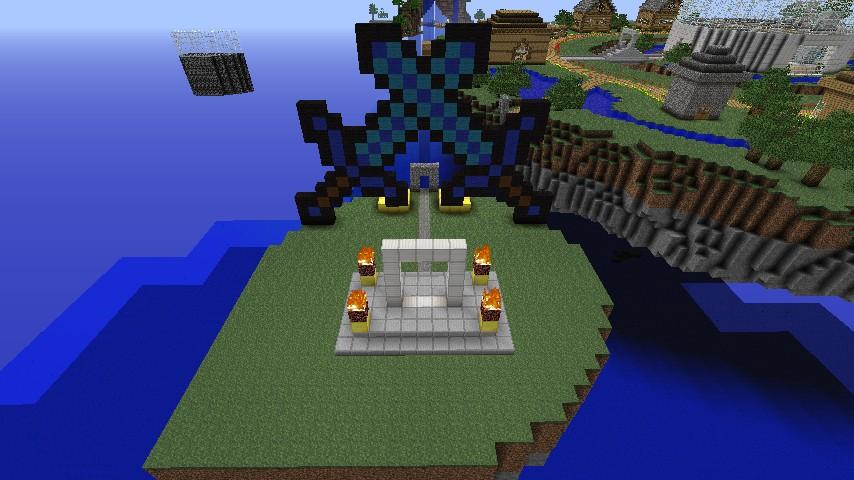 Saffron Isle (Arena World)