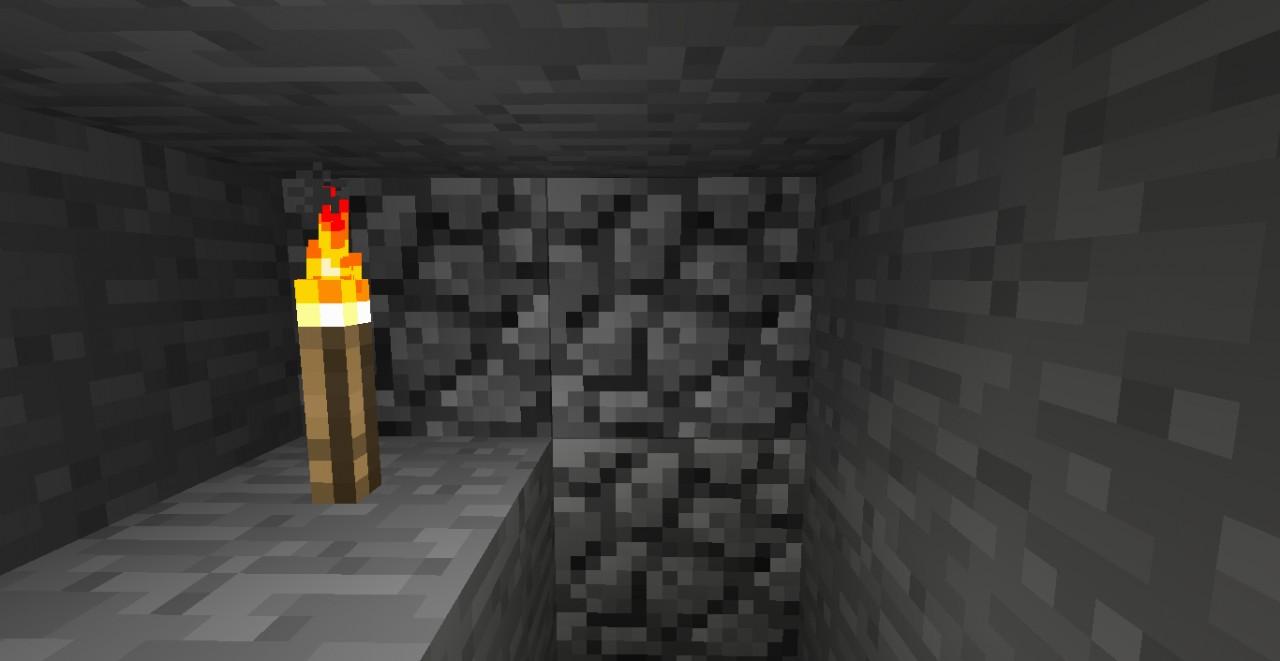 Minecraft cobblestone texture 16x16