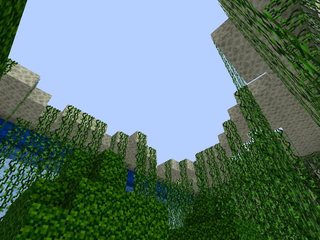 The Overgrown Hanger