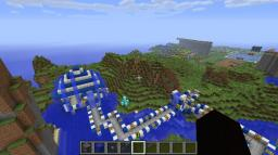 Water temple Minecraft Map & Project