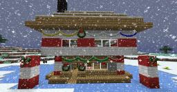 Christmas 64x64 Minecraft Texture Pack