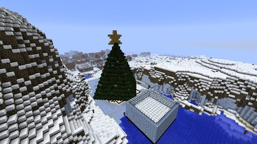 Minecraft Christmas Map.The Best Christmas Map Ever Read Description Minecraft