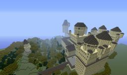 Hogwarts Texture Minecraft Texture Pack
