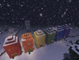 Christmas Special! Minecraft Map & Project